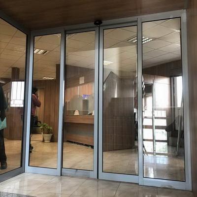 درب-اتوماتیک-شیشه-ای 23